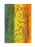 The New Yorker Cover - February 5, 1979 Regular Giclee Print by Joseph Low