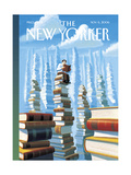 The New Yorker Cover - November 6, 2006 Regular Giclee Print by Eric Drooker