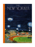 The New Yorker Cover - May 16, 1959 Regular Giclee Print by Ilonka Karasz