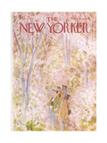 The New Yorker Cover - May 5, 1973 Giclee Print by James Stevenson