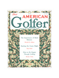 The American Golfer June 1926 Giclee Print