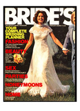 Brides Cover - February 1976 Giclee Print by Alberto Rizzo