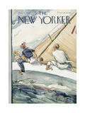 The New Yorker Cover - August 15, 1942 Regular Giclee Print by Perry Barlow