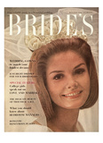 Brides Cover - October 1964 Regular Giclee Print by Saul Leiter