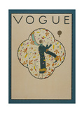Vogue - September 1924 Giclee Print by Harriet Meserole