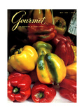 Gourmet Cover - May 1984 Regular Giclee Print by Ronny Jacques
