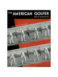 The American Golfer September 1932 Giclee Print