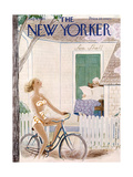 The New Yorker Cover - August 6, 1955 Giclee Print by Rea Irvin