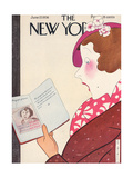 The New Yorker Cover - June 27, 1936 Regular Giclee Print by Rea Irvin
