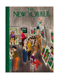 The New Yorker Cover - July 26, 1941 Regular Giclee Print by Richard Taylor