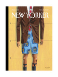 The New Yorker Cover - March 24, 2008 Regular Giclee Print by Mark Ulriksen
