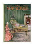 The New Yorker Cover - October 21, 1961 Giclee Print by Mary Petty