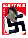 Vanity Fair Cover - November 1932 Regular Giclee Print by  Garretto