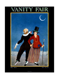 Vanity Fair Cover - May 1922 Regular Giclee Print by George Wolfe Plank