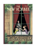 The New Yorker Cover - May 10, 1999 Giclee Print by Harry Bliss