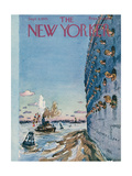 The New Yorker Cover - September 8, 1945 Regular Giclee Print by Alan Dunn