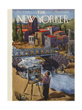 The New Yorker Cover - October 20, 1945 Regular Giclee Print by Alan Dunn