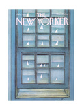 The New Yorker Cover - July 11, 1977 Giclee Print by Andre Francois