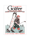 The American Golfer July 24, 1920 Giclee Print by Clare Briggs