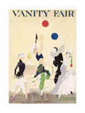 Vanity Fair Cover - January 1915 Regular Giclee Print by Ethel M. Plummer