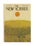 The New Yorker Cover - August 15, 1970 Giclee Print by Ilonka Karasz