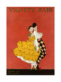 Vanity Fair Cover - December 1914 Regular Giclee Print by A. H. Fish