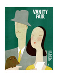Vanity Fair Cover - June 1930 Regular Giclee Print by Eduardo Garcia Benito