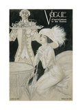 Vogue - June 1910 Regular Giclee Print by H. Heyer