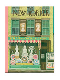 The New Yorker Cover - March 2, 1946 Giclee Print by Witold Gordon