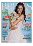 Brides Cover - July, 2007 Giclee Print by Naomi Kaltman