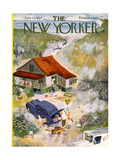 The New Yorker Cover - June 12, 1954 Regular Giclee Print by Roger Duvoisin