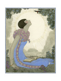 Vogue - May 1926 Giclee Print by Georges Lepape
