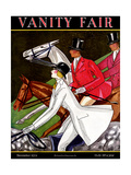 Vanity Fair Cover - November 1924 Regular Giclee Print by Joseph B. Platt