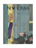The New Yorker Cover - November 22, 1941 Giclee Print by Rea Irvin