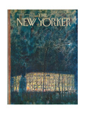 The New Yorker Cover - February 29, 1964 Regular Giclee Print by Garrett Price