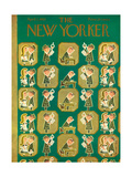 The New Yorker Cover - April 2, 1955 Regular Giclee Print by Rea Irvin