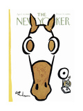 The New Yorker Cover - April 30, 1966 Regular Giclee Print by Abe Birnbaum