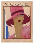 Vogue Cover - May 1927 ジクレープリント : ハリエット・メセロール