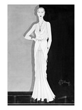 Vogue - September 1930 Giclee Print by Douglas Pollard