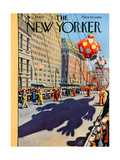 The New Yorker Cover - November 29, 1952 Regular Giclee Print by Arthur Getz
