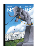 The New Yorker Cover - November 20, 2006 Giclee Print by Mark Ulriksen