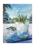 Gourmet Cover - July 1952 Giclee Print by Henry Stahlhut