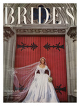 Brides Cover - August, 1951 Regular Giclee Print by Karen Radkai