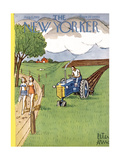 The New Yorker Cover - August 2, 1952 Regular Giclee Print by Peter Arno