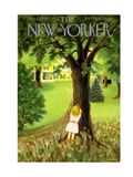 The New Yorker Cover - July 17, 1948 Regular Giclee Print by Edna Eicke