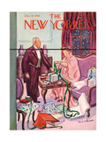 The New Yorker Cover - December 14, 1940 Giclee Print by Helen E. Hokinson