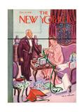 The New Yorker Cover - December 14, 1940 Regular Giclee Print by Helen E. Hokinson