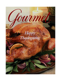 Gourmet Cover - November 2001 Regular Giclee Print by Miki Duisterhof