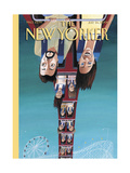 The New Yorker Cover - July 24, 2006 Regular Giclee Print by Mark Ulriksen