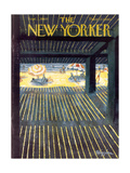 The New Yorker Cover - September 3, 1960 Giclee Print by Donald Higgins